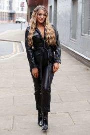 Frankie Sims on the Set of TOWIE in Essex 2020/09/21 4