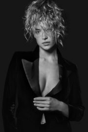 Hannah Ferguson Photoshoot for V Magazine, Pre-fall 2020 Issue 1