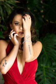 Janel Parrish in M. Citizen Magazine, Fall 2020 Issue 1