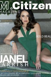 Janel Parrish in M. Citizen Magazine, Fall 2020 Issue 5