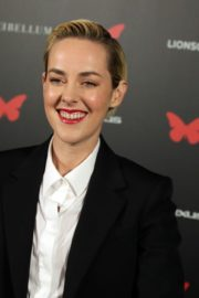 Jena Malone at Antebellum Rooftop Cinematic Experience at The Grove in Los Angeles 2020/09/14 3
