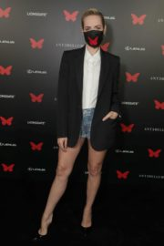Jena Malone at Antebellum Rooftop Cinematic Experience at The Grove in Los Angeles 2020/09/14 6