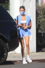 MADISON BEER Out Shopping in West Hollywood 2020/09/19 3