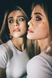 Melissa Roxburgh for We Love Coco Chanel Makeup 2020 Photoshoot 3