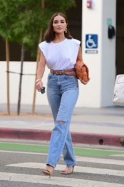 Olivia Culpo Out for Dinner in Santa Monica 2020/09/19 6