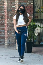 Olivia Munn Out and About in Studio City 2020/09/18 2