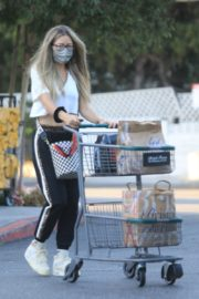 Rebecca Gayheart Shopping at Bristol Farms in Beverly Hills 2020/09/20 1