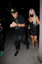Tana Mongeau and Jake Paul at Alex Warren's Birthday Party in Hollywood 2020/09/18 5