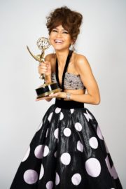 Zendaya at 2020 Emmy Portrait Awards Photos 1