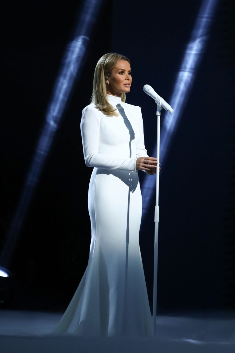 Amanda Holden at Britain's Got Talent Show, Semi Final 5, 2020/10/03 6