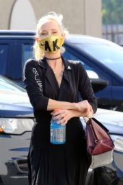 Anne Heche at a Dance Studio in Los Angeles 2020/10/02 5