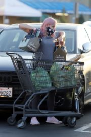 Ariel Winter Out Shopping in Los Angeles 2020/09/25 2