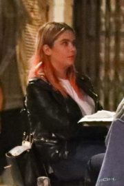 Ashley Benson Out for Dinner in Los Angeles 2020/10/21 3