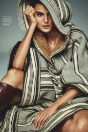 Blanca Padilla in Elle Magazine, Spain October 2020 Issue 6
