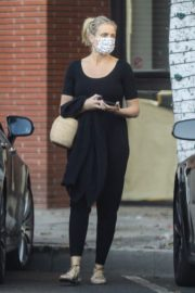 Cameron Diaz Leaves Her Physical Therapist in Beverly Hills 2020/09/24 3
