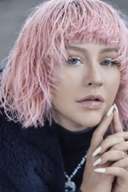 Christina Aguilera in L'Officiel Italy, Fall 2020 Issue 5
