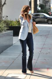 Cindy Crawford after leaves a Hair Salon in Beverly Hills 2020/09/24 3