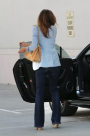 Cindy Crawford after leaves a Hair Salon in Beverly Hills 2020/09/24 4
