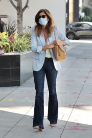 Cindy Crawford after leaves a Hair Salon in Beverly Hills 2020/09/24 9