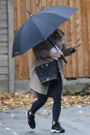Coleen Rooney Out and About in Alderley Edge 2020/10/23 5