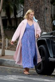 Diane Kruger Out and About in Los Angeles 2020/10/24 4