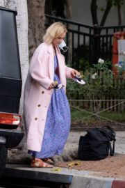 Diane Kruger Out and About in Los Angeles 2020/10/24 5