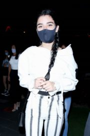 Dixie D'Amelio at Boa Steakhouse in West Hollywood 2020/10/02 4