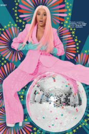 Doja Cat in Cosmopolitan Magazine, Spain November 2020 Issue 1