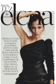 Elena Anaya in Elle Magazine, Spain October 2020 1