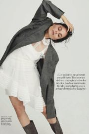 Elena Anaya in Elle Magazine, Spain October 2020 4
