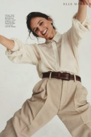 Elena Anaya in Elle Magazine, Spain October 2020 5