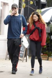 Eliza Doolittle Out and About in London 2020/09/23 2
