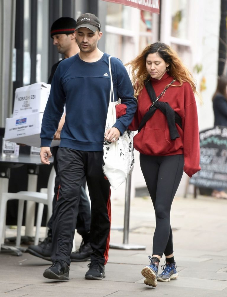 Eliza Doolittle Out and About in London 2020/09/23 5