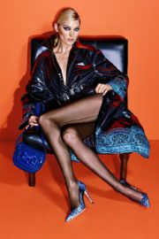 Elsa Hosk for Pegasus Pegaso Bag Fall/Winter 2020 Campaign 3
