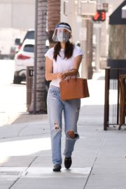 Emmy Rossum Heading to a Doctors Appointment in Beverly Hills 2020/10/02 7