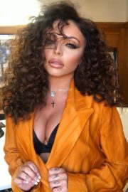 English Singer Jesy Nelson Shared in Instagram Photos 2020/10/25 1