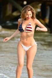 Farrah Abraham in Bikini at Venice Beach 2020/09/24 2