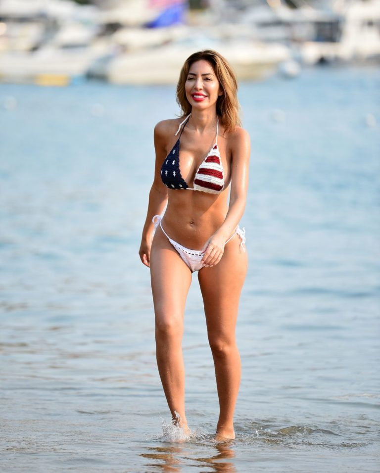 Farrah Abraham in Bikini at Venice Beach 2020/09/24 9