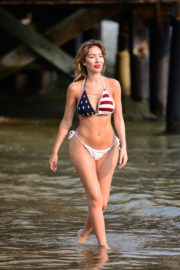 Farrah Abraham in Bikini at Venice Beach 2020/09/24 13