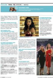 Gal Gadot in Vocable Anglais Magazine, October 2020 1