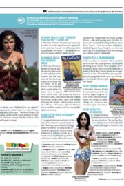 Gal Gadot in Vocable Anglais Magazine, October 2020 2