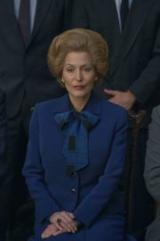 Gillian Anderson The Crown season 4 Stills 2020 1