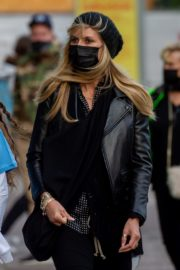 Heidi Klum Out and About in Berlin 2020/10/25 3