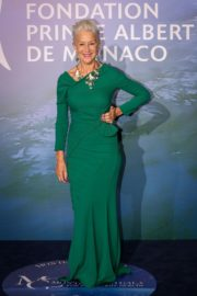 Helen Mirren's jewelry at Monte-Carlo Gala for Planetary Health 2020/09/24 1