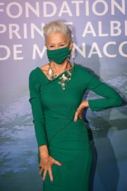 Helen Mirren's jewelry at Monte-Carlo Gala for Planetary Health 2020/09/24 3