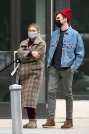 Hilary Duff and Her Husband Matthew Koma Out in New York 2020/10/25 6