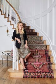 Hilary Duff in Architectural Digest Magazine, September 2020 2