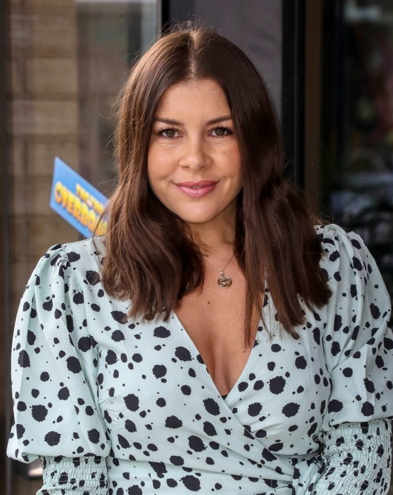 Imogen Thomas at Two by Two: Overboard! VIP Screening in London 2020/10/18 1