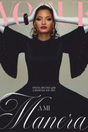Indya Moore for Vogue Magazine, Spain November 2020 Issue 10