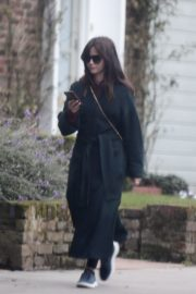 Jenna Coleman Out and About in London 2020/10/24 3